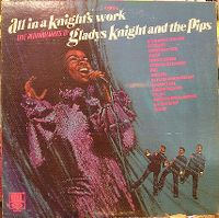 Cover Gladys Knight & The Pips - All In A Knight's Work