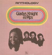 Cover Gladys Knight & The Pips - Anthology