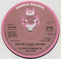 Cover Gladys Knight & The Pips - Baby Don't Change Your Mind