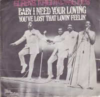 Cover Gladys Knight & The Pips - Baby I Need Your Loving