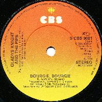 Cover Gladys Knight & The Pips - Bourgie', Bourgie'