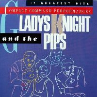 Cover Gladys Knight & The Pips - Compact Command Performances - 17 Greatest Hits