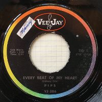 Cover Gladys Knight & The Pips - Every Beat Of My Heart