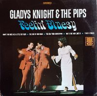 Cover Gladys Knight & The Pips - Feelin' Bluesy