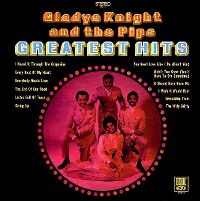 Cover Gladys Knight & The Pips - Greatest Hits