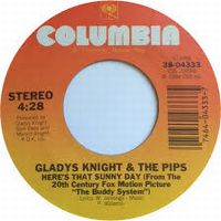 Cover Gladys Knight & The Pips - Here's That Sunny Day