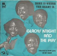 Cover Gladys Knight & The Pips - Home Is Where The Heart Is