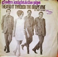 Cover Gladys Knight & The Pips - I Heard It Through The Grapevine