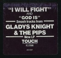 Cover Gladys Knight & The Pips - I Will Fight