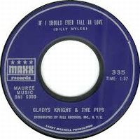 Cover Gladys Knight & The Pips - If I Should Ever Fall In Love
