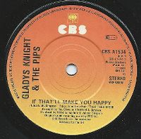 Cover Gladys Knight & The Pips - If That Will Make You Happy