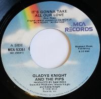 Cover Gladys Knight & The Pips - It's Gonna Take All Our Love