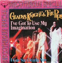 Cover Gladys Knight & The Pips - I've Got To Use My Imagination