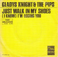 Cover Gladys Knight & The Pips - Just Walk In My Shoes