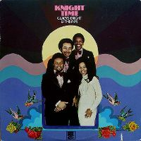 Cover Gladys Knight & The Pips - Knight Time