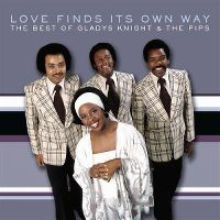 Cover Gladys Knight & The Pips - Love Finds Its Own Way - The Best Of