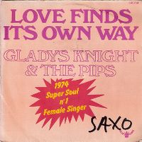 Cover Gladys Knight & The Pips - Love Finds Its Own Way