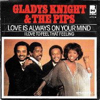 Cover Gladys Knight & The Pips - Love Is Always On Your Mind