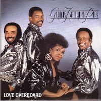 Cover Gladys Knight & The Pips - Love Overboard