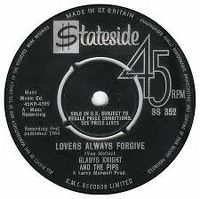 Cover Gladys Knight & The Pips - Lovers Always Forgive