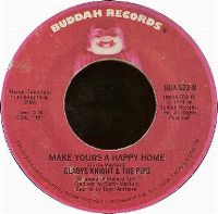 Cover Gladys Knight & The Pips - Make Yours A Happy Home