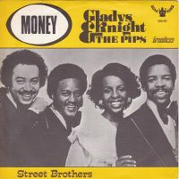 Cover Gladys Knight & The Pips - Money