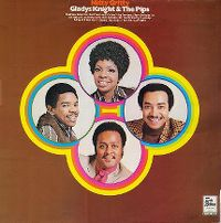 Cover Gladys Knight & The Pips - Nitty Gritty