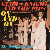 Cover Gladys Knight & The Pips - On And On
