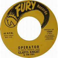 Cover Gladys Knight & The Pips - Operator
