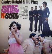 Cover Gladys Knight & The Pips - Silk N' Soul