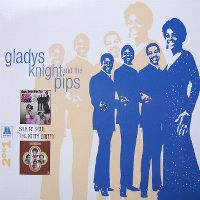 Cover Gladys Knight & The Pips - Silk N' Soul + The Nitty Gritty