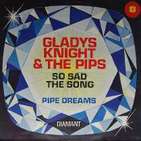 Cover Gladys Knight & The Pips - So Sad The Song