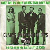 Cover Gladys Knight & The Pips - Take Me In Your Arms And Love Me