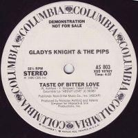 Cover Gladys Knight & The Pips - Taste Of Bitter Love