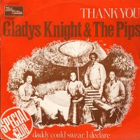 Cover Gladys Knight & The Pips - Thank You