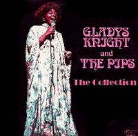 Cover Gladys Knight & The Pips - The Collection