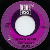 Cover Gladys Knight & The Pips - The End Of Our Road