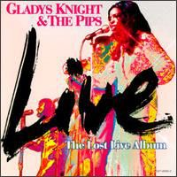Cover Gladys Knight & The Pips - The Lost Live Album
