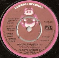 Cover Gladys Knight & The Pips - The One And Only