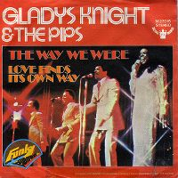 Cover Gladys Knight & The Pips - The Way We Were