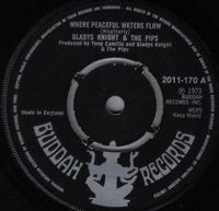 Cover Gladys Knight & The Pips - Where Peaceful Waters Flow