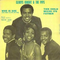 Cover Gladys Knight & The Pips - Who Is She (And What Is She To You)