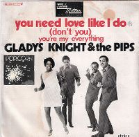Cover Gladys Knight & The Pips - You Need Love Like I Do (Don't You?)