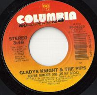 Cover Gladys Knight & The Pips - You're Number One (In My Book)