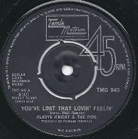 Cover Gladys Knight & The Pips - You've Lost That Lovin' Feelin'