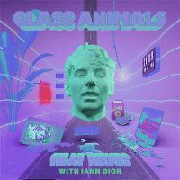 Cover Glass Animals - Heat Waves