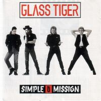 Cover Glass Tiger - Simple Mission