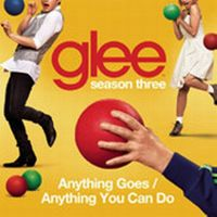 Cover Glee Cast - Anything Goes / Anything You Can Do