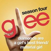 Cover Glee Cast - Diamonds Are A Girl's Best Friend / Material Girl