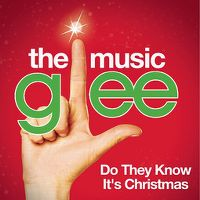 Cover Glee Cast - Do They Know It's Christmas?